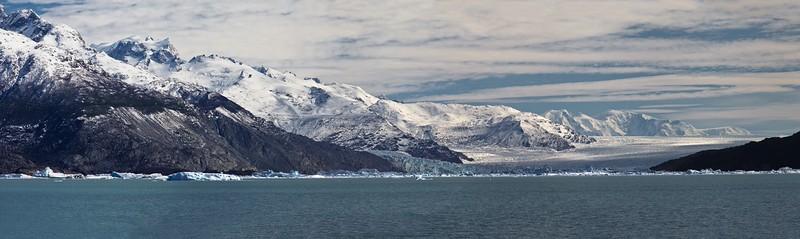 Glaciar Upsala - Provincia de Santa Cruz