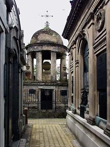 Cementario Ricoleta, Buenos Aires