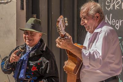 Experienced Tango Musicians