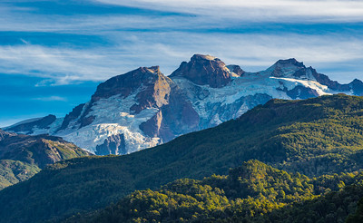Continental Divide - Andes