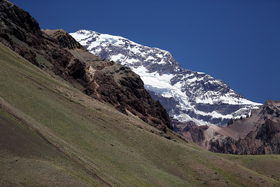 Aconcagua, Andes Mountains, Argentina