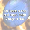 2A) Weight Changes in Place