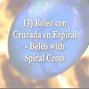 13) Boleo with Spiral Cross