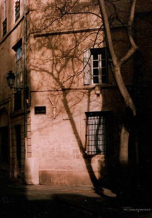 Photo argentique Montpellier 35mm 24x36 -