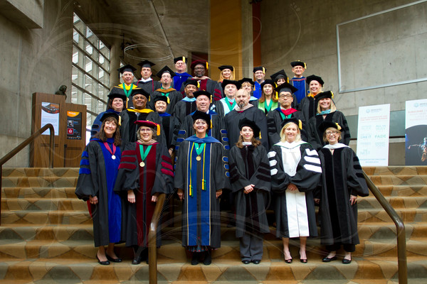 Argosy  University Graduation 2015