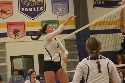 Argyle @ Barneveld Volleyball 9-18-18