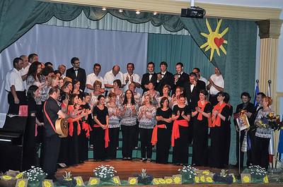 Cantemus v Cerkvenjaku, junij 2013