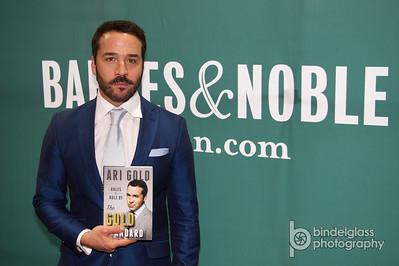 Ari Gold at Barnes and Noble 5/12/15