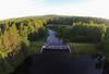 Mondeaux Flowage Chequamegon-Nicolet National Forest WI.