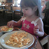 Yummy dinner at Perkins