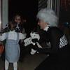 Visit to cousin Robin's<br /> Cruella Deville