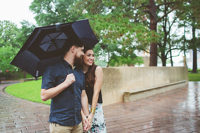 Ariel and Robert's Engagement Session