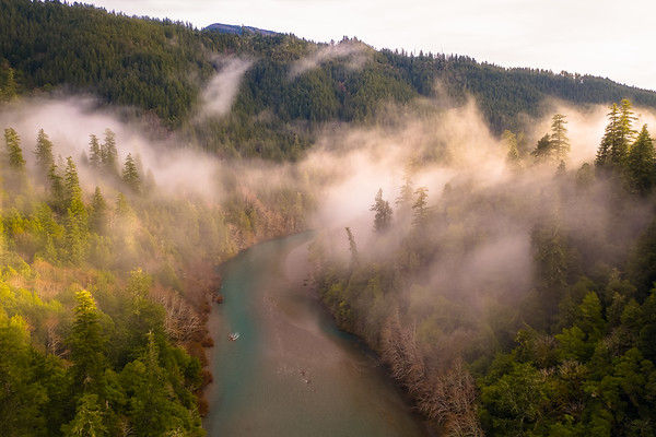 Chetco River, Oregon