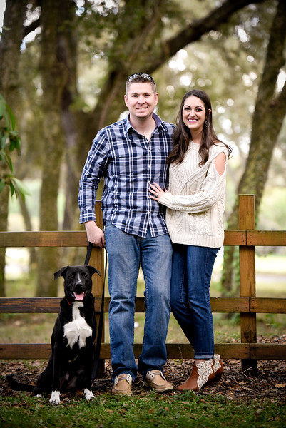 Arielle and Chris Family shoot | Tree Tops Park