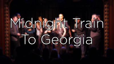 Midnight Train To Georgia (Live edit sample)
