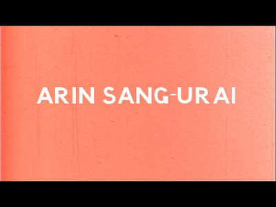 Arin Sangurai Film and Video