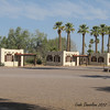 Row of cottages, Buckhorn Motel, Mesa AZ