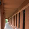 Corridor, ASU campus