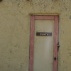 Gents.  Buckhorn Motel, Mesa AZ<br /> (Ladies door on the other side of the building)
