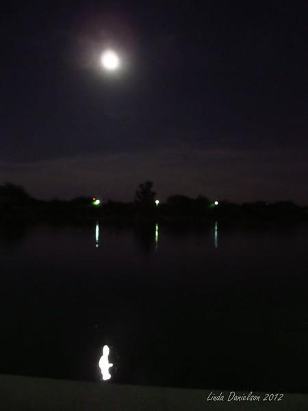 Full Moon in August