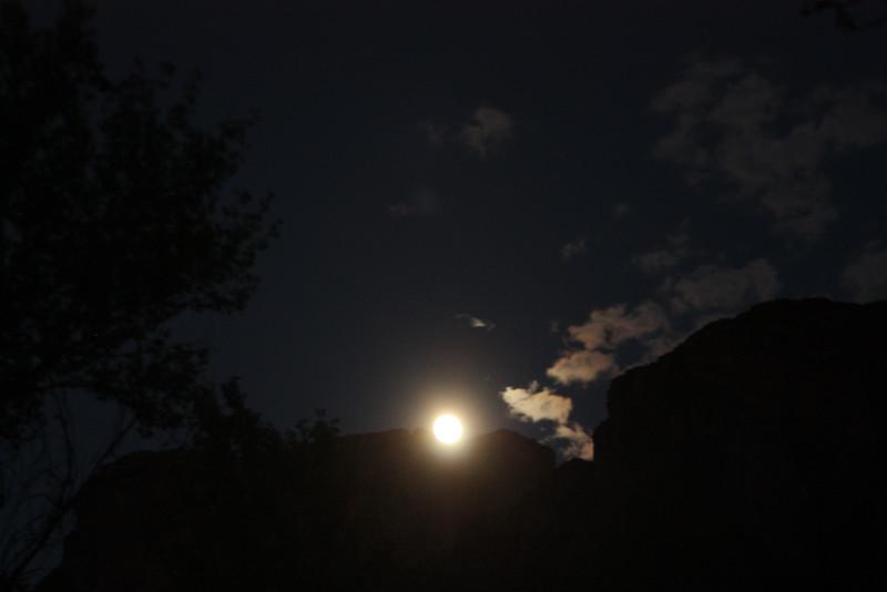 Rising Moon #2