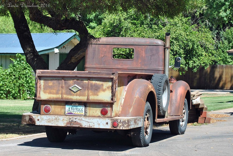 Great old Truck!