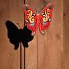 Rosemåling Butterfly
