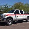 AZ State Fire Ford F250