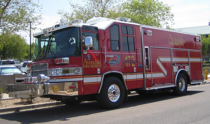 E172 2006 Pierce Quantum 1250gpm 575gwt 30gft CAFS #3173