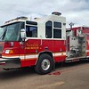 AVO Reserve Engine 2001 Pierce Quantum 1500gpm 1000gwt