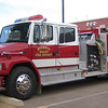 BUV E327  Freightliner FL80 Pierce 1250gpm