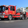 BUC L701 2007 Pierce Quantum 100ft tiller #FL9701