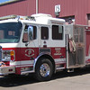 BUC E701 American Lafrance Eagle mid-engine rear-pump #0014