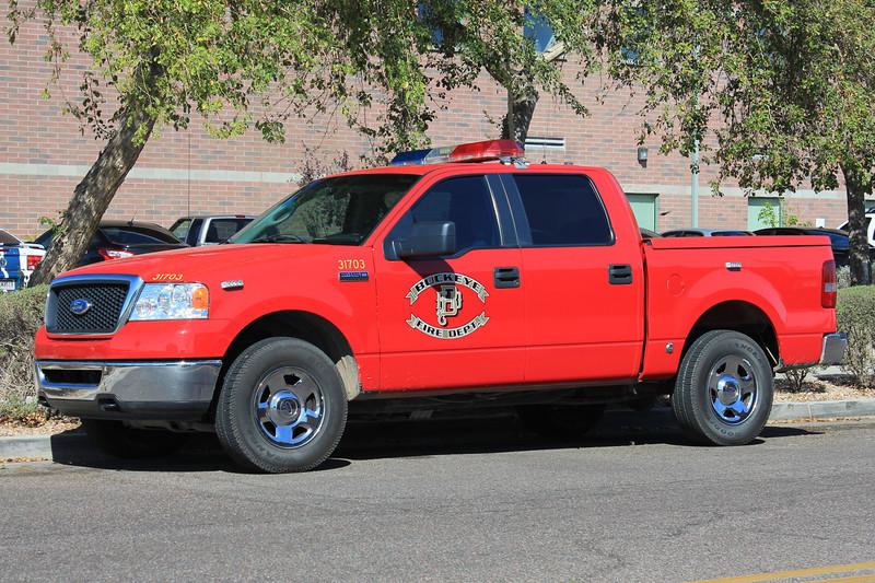 BUC Ford F150 #31703 a