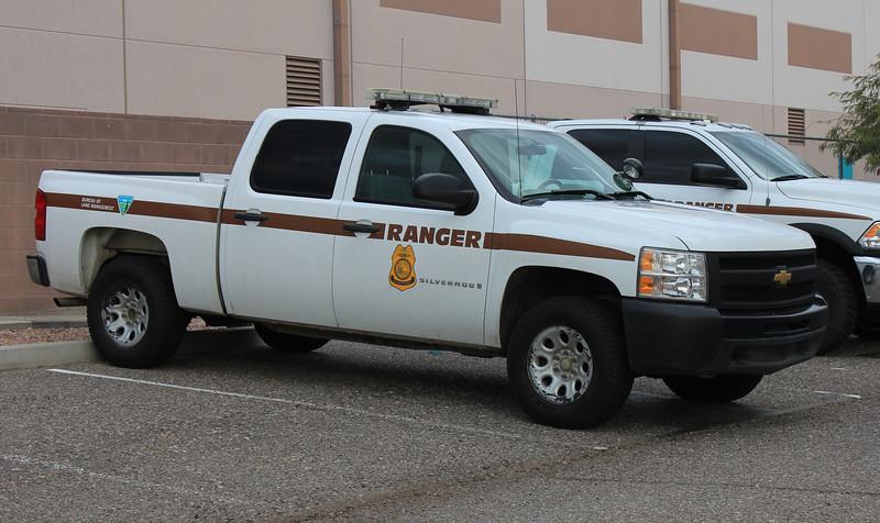 BLM Ranger Chevy Silverado 1500 (ps)