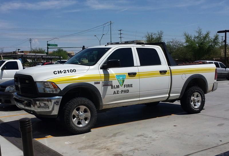 BLM CH-2100 Dodge Ram 3500