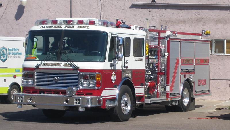 CAR E821 2006 American Lafrance