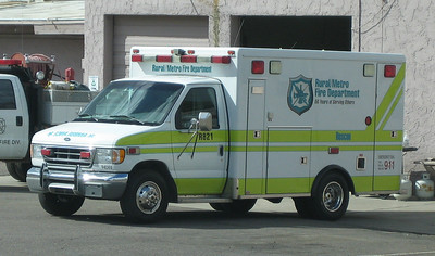 RMFD R821 Ford #94088 (old paint)
