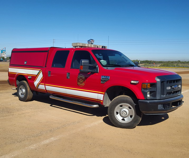 CSG Reserve Battalion Ford F250 (ps)