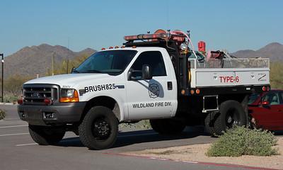 RMFD BR825 Ford F450 #50474