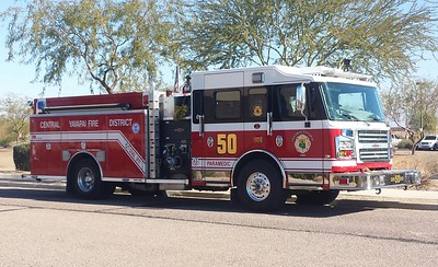 Central Arizona Fire & Medical Authority