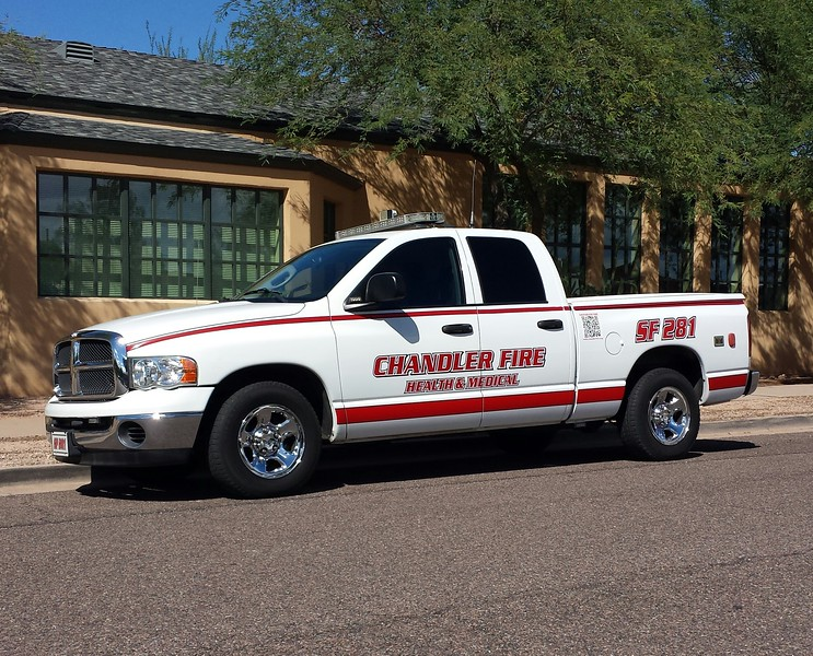 CHA Safety 281 Dodge Ram