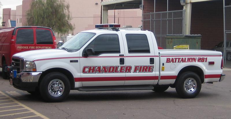 CHA BC281 2004 Ford F250 #04009