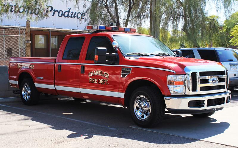 CHA BC282 2008 Ford F250 #08185 (ps)
