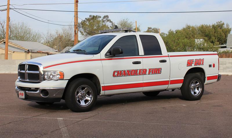 CHA SF281 Dodge Ram