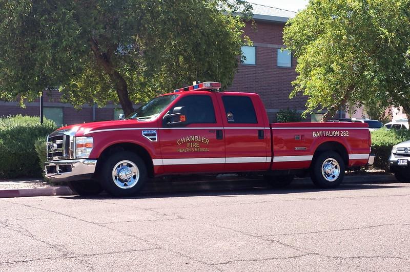 CHA BC282 2008 Ford F250