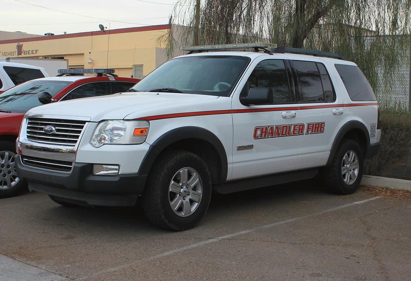 CHA Ford Explorer