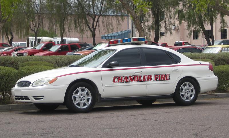 CHA Ford Taurus