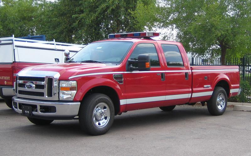 CHA BC282 2008 Ford F250 #08185