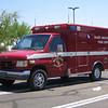 DSY Reserve Rescue Ford E350 Wheeled Coach #012